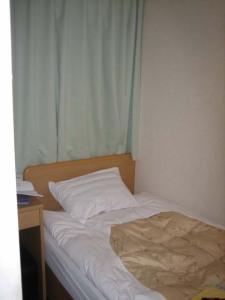 Tiny hotel room 2