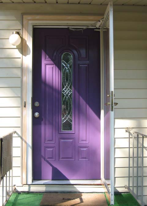 A New Front Door From My Wandering Mind