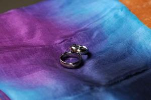 Rings of finest metal