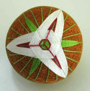 Face of the Trillium ball