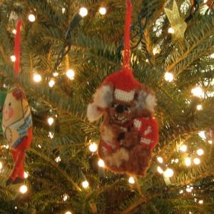 The Christmas Koala