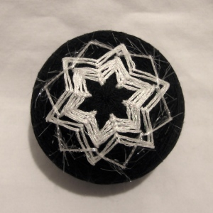 Mini Solstice Snowflake