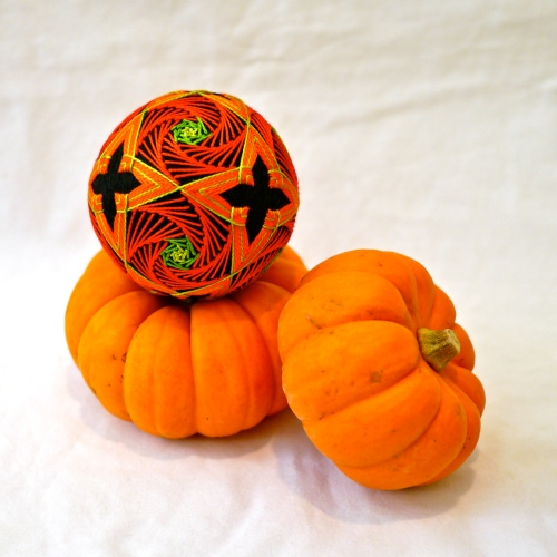 Pumpkin Maritime Swirl, with color changes