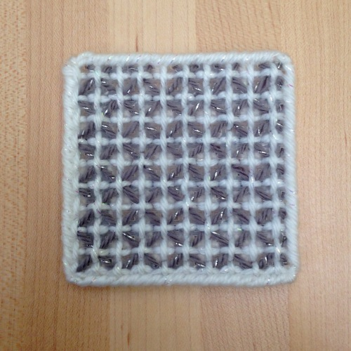Winter Lattice Coaster