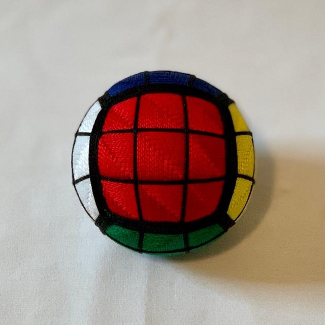 RubiksCubeRedFace